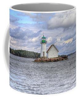 1000 Island Lighthouse Coffee Mug by Sharon Batdorf