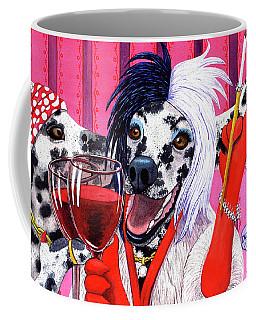101 Reasons To Keep Wining Coffee Mug