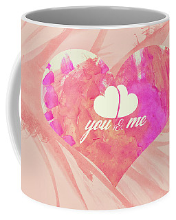 10183 You And Me Coffee Mug