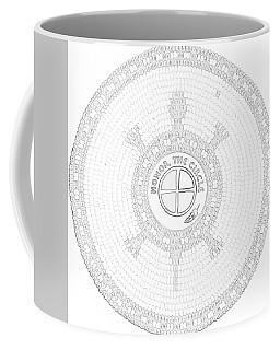 102007- Honor_the_circle Coffee Mug