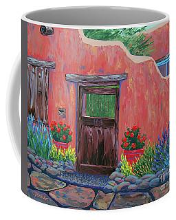 104 Canyon Rd, Santa Fe Coffee Mug