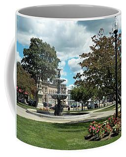 The City Green Coffee Mug