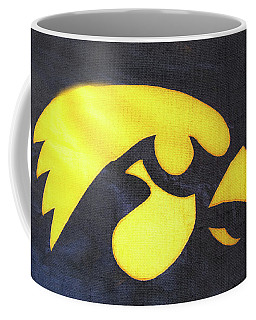 10724  Iowa Hawkeye Coffee Mug