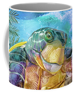10730 Mr Tortoise Coffee Mug