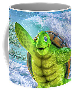 10731 Myrtle The Turtle Coffee Mug