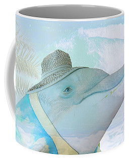 10732 Flipper Coffee Mug