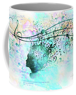 10846 Melodic Dreams Coffee Mug