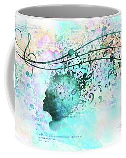 10846 Melodic Dreams Coffee Mug by Pamela Williams