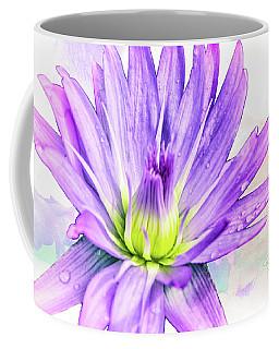 10889 Purple Lily Coffee Mug