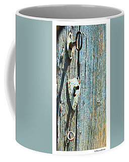 109 East Palace Coffee Mug
