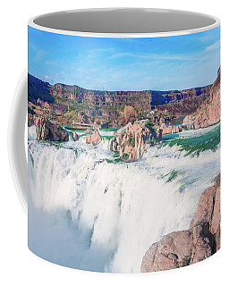 10917 Shoshone Falls Coffee Mug
