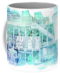 10928 Kauffman Stadium Gate D Coffee Mug