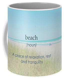 10967 Beach Tranquility Coffee Mug