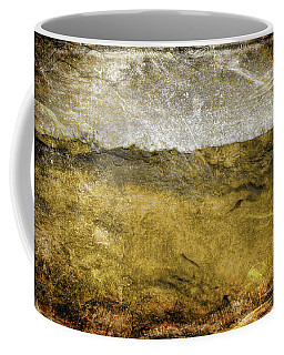 10b Abstract Expressionism Digital Painting Coffee Mug