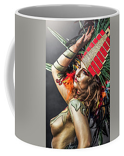 Coffee Mug featuring the photograph .. by Traven Milovich