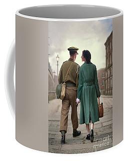 1940s Couple Coffee Mug