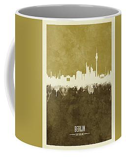 Berlin Germany Skyline Coffee Mug