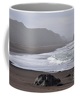 Irish Beach Coffee Mug