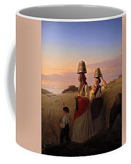 Rural Scene Coffee Mug