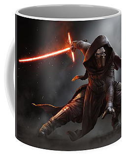 Star Wars Episode Vii - The Force Awakens 2015 Coffee Mug