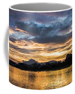 Sunrise Scenery In The Morning Coffee Mug
