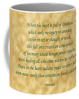 11- Where The Heart Is Full Coffee Mug