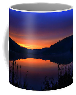 Coffee Mug featuring the photograph Winter Dawn by Thomas R Fletcher