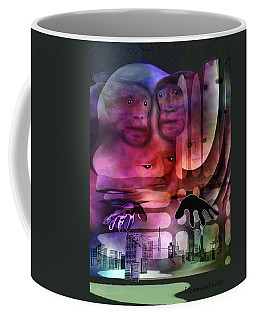 1141 - Lurking ... Coffee Mug