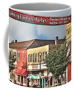 Downtown Perrysburg Coffee Mug