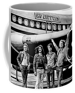 Led Zeppelin Collection Coffee Mug