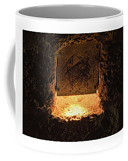Coffee Mug featuring the photograph Mont-saint-michel France by Cendrine Marrouat