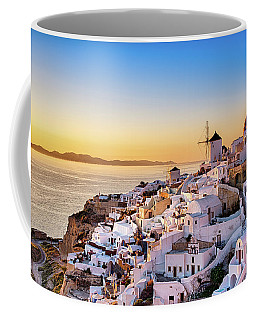 Oia, Santorini - Greece Coffee Mug