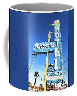 Remnants Of Vintage Vegas Coffee Mug