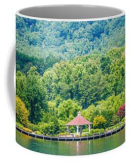 Scenery Around Lake Lure North Carolina Coffee Mug