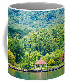Scenery Around Lake Lure North Carolina Coffee Mug