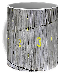 Coffee Mug featuring the photograph 1234 by Stephen Mitchell