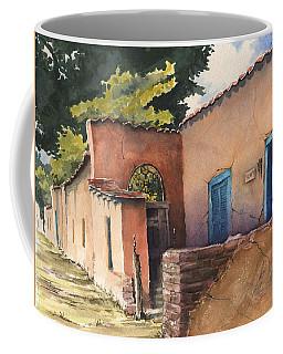 1247 Agua Fria Street Coffee Mug
