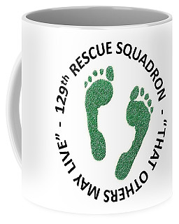 129th Rescue Squadron Coffee Mug