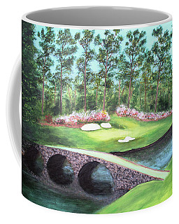 12th Hole At Augusta National Coffee Mug