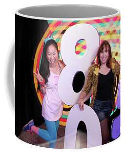 80's Dance Party At Sterling Events Center Coffee Mug