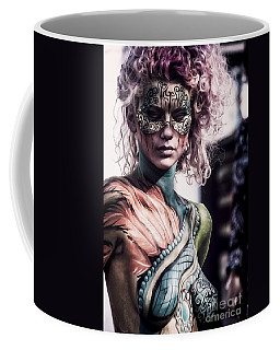 Bodypainting Coffee Mug