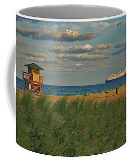 Coffee Mug featuring the photograph 13- Cruising In Paradise by Joseph Keane