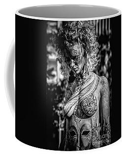 Bodypainting Coffee Mug
