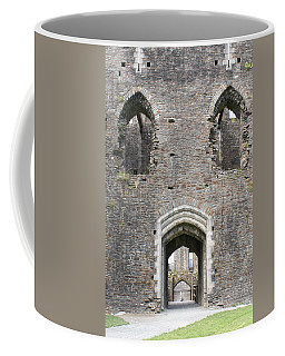 Caerphilly Castle Coffee Mug