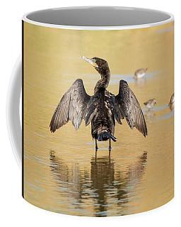 Neotropic Cormorant Coffee Mug