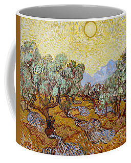Olive Trees Coffee Mug