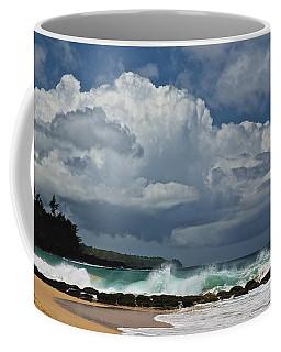 Secret Beach Kauai Coffee Mug