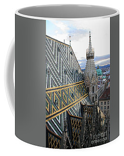 St Stephens Cathedral Vienna Coffee Mug