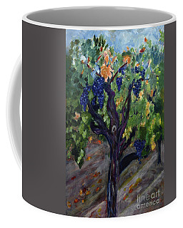 147 Year Old Vines Coffee Mug