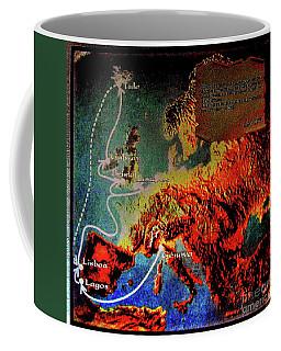 1478 Even Columbus Sailed Along The Wild Atlantic Way. Coffee Mug